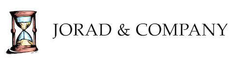Jorad and Company Logo
